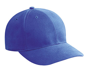 OTTO Cap 18-253 - Brushed Bull Denim 6-Panel Baseball Cap