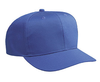 OTTO Cap 27-079 - Cotton Blend Twill 6-Panel Mid-Profile Baseball Cap