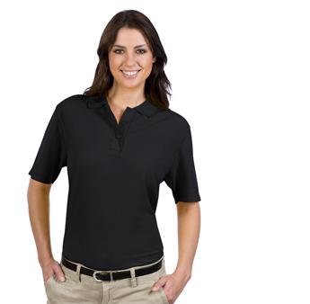 Ladies' 5.6 oz. Pique Knit Sport Shirts