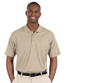 Men's 5.0 oz. Cool Comfort Mesh Sport Shirts