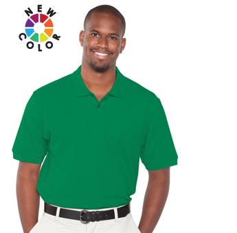 Men's 7.0 oz. Premium Pique Knit Sport Shirts