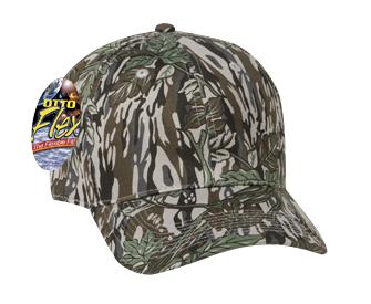 OTTO Flex stretchable camouflage cotton twill low profile ...