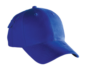 Pocket design brushed cotton twill solid color six panel low profile pro style caps