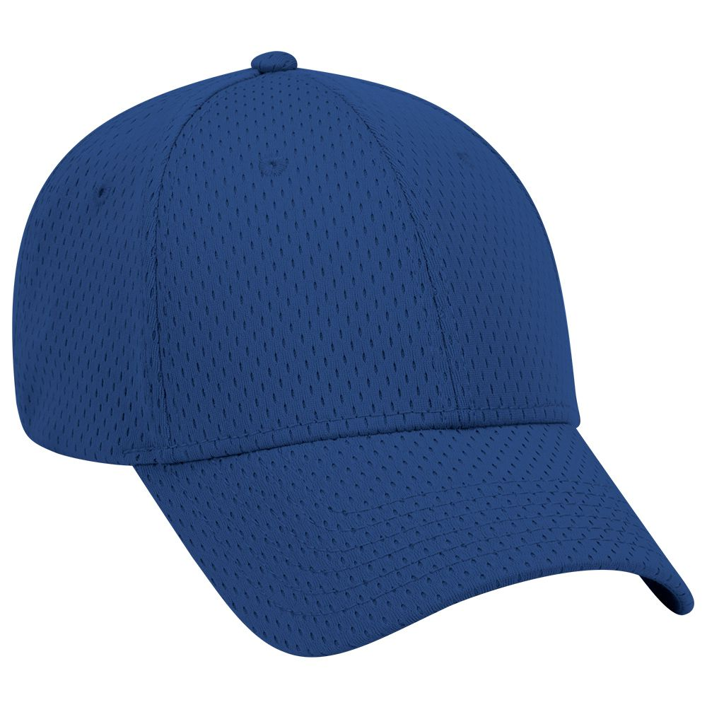 Polyester pro mesh gray undervisor solid and two tone ...