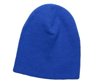 Superior cotton knit solid color beanies, 9