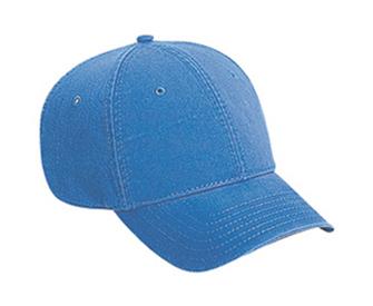 OTTO Cap 18-772 - Garment Washed Superior Cotton Twill Dad Hat