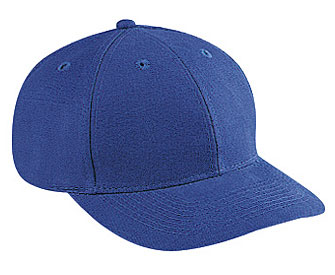 Washed brushed heavy cotton canvas solid and two tone color six panel low profile pro style caps
