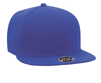 Wool blend flat visor snapback solid and two tone color ...