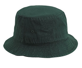 092649f538e Garment washed cotton twill solid color six panel bucket hats  5.18 -  Headwear