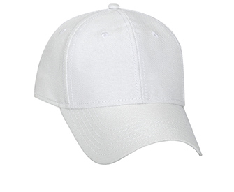 Linen solid color six panel low profile pro style caps