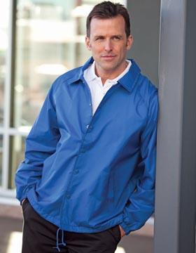 Auburn Sportswear 201A - Auburn Lined Coaches Jacket