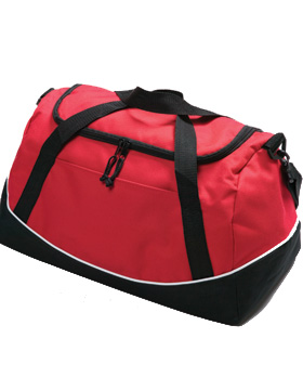 2728a43721 Augusta Sportswear 1910 - Tri-Color Sport Bag