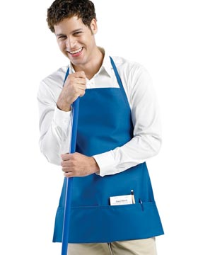 Augusta Sportswear 2060 - Medium Apron with Pouch