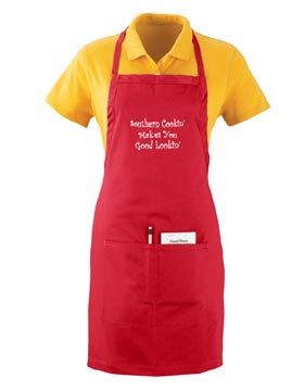 Augusta Sportswear 2730 - Oversized Waiter Apron with Pockets