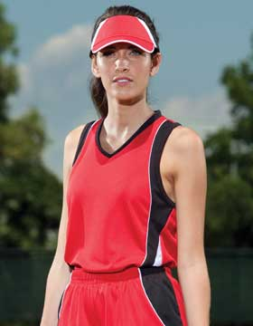 Augusta Sportswear 513 - Ladies Wicking Mesh Advantage ...