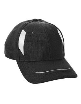 Augusta Sportswear 6270 - Wicking Mesh Edge Cap