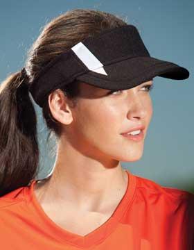 Augusta Sportswear 6275 - Wicking Mesh Edge Visor