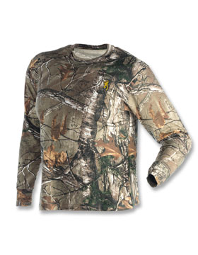 Browning 30170824 - Wasatch Long Sleeve Tee