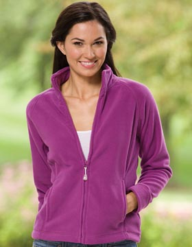 Colorado Clothing CC4000 - Women's Heavyweight Micro Fleece Jacket