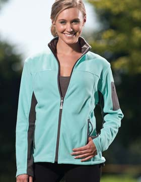 Colorado Clothing CC5297 - Women's Tech Fleece Jacket