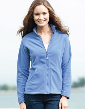 Colorado Clothing CC6358 - Women's Lightweight Micro Fleece Jacket
