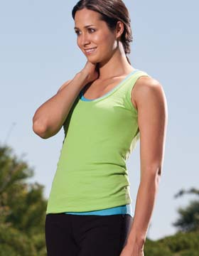 Enza 01779 - Ladies Perfect Fit Tank