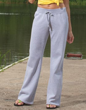Enza 06279 - Ladies Relaxed Fit Fleece Pant