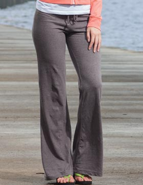 Enza 06379 - Ladies Drawstring Jersey Pant (Closeout)