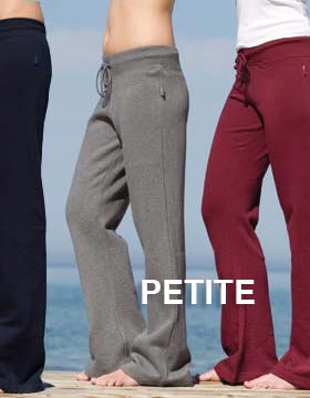 Enza 064P79 - Ladies Original Fleece Pant - Petite