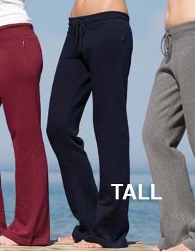 Enza 064t79 Ladies Original Fleece Pant Tall 18 58 Women S Pants