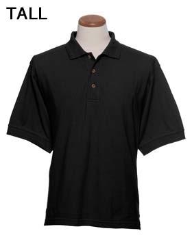 Enza 154T79 - Pique Sport Shirt - Tall