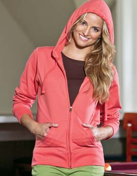 Enza 30079 - Ladies Lightweight Classic Fleece Hood