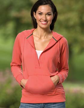 Enza 33179 - Ladies Relaxed Fit Pullover Hood