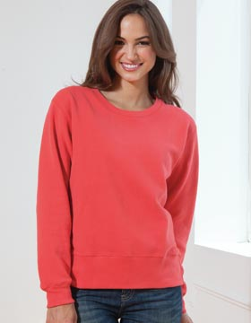 Enza 33879 - Ladies Relaxed Fit Boxy Crew