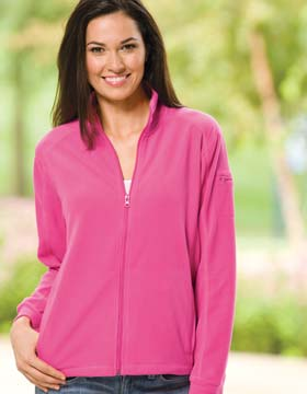 Enza 40479 - Ladies Full Zip Micro Fleece