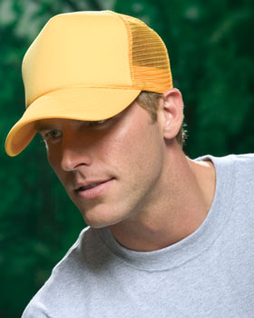 Enza 51079 - Poly-Foam/Mesh Back Cap