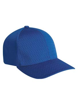 Enza 57479 - Youth Solid Athletic Mesh Cap