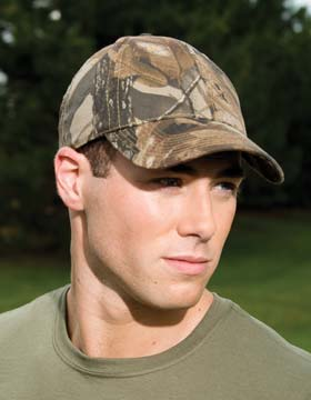 Enza 59179 - Realtree® Six Panel Cap