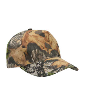 Enza 59479 - Mossy Oak® Five Panel Cap