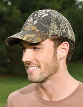 Enza 59779 - Mossy Oak® Six Panel Cap