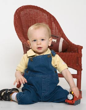 Enza 81779 - Infant Denim Overall