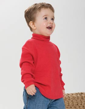 Enza 82379 - Toddler Interlock Turtleneck