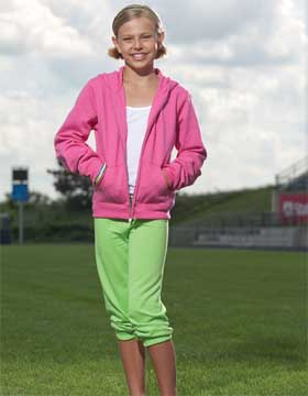 Enza 96779 - Youth Fleece Capri