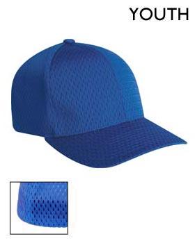 Flexfit 6777Y中青年青少年运动网眼帽子