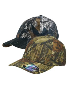 Flexfit 6999MOBU - Mossy Oak® Break Up Cap