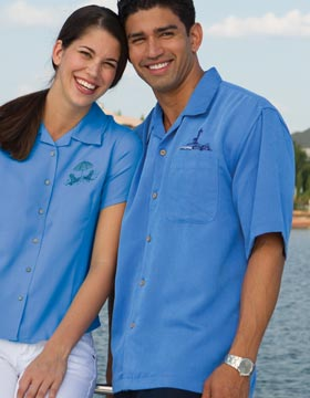 Inner Harbor 3000 - Fine Bedford Cord Camp Shirt
