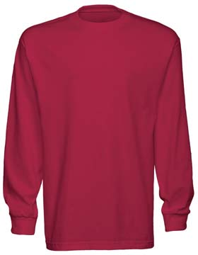 Inner Harbor 4015 - Long Sleeve Pigment Dyed Comfort ...