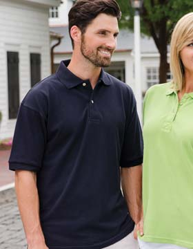 Inner Harbor 7001 - Mainsail Pique Polo