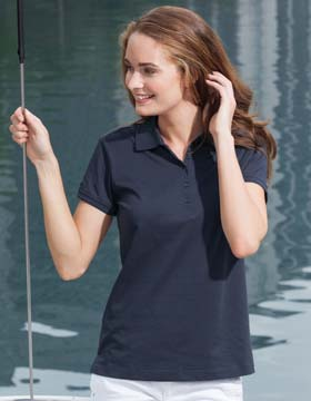 Izod 13Z0082 - Ladies Pima Cool Polo