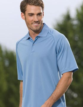 Izod 13Z0098 - Tonal Graph Check Polo